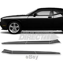 2009 2019 Dodge Challenger Factory Style R/T Body Side Stripes #1 Quality