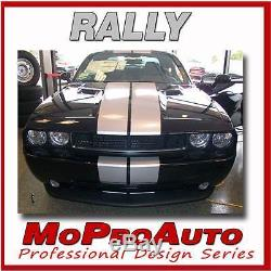 2012 Dodge Professional Only! CHALLENGER RALLY Hood Racing Stripes Decals