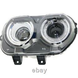 68174064AF CH2503267 Headlight Lamp Right Hand Side Passenger RH for Challenger