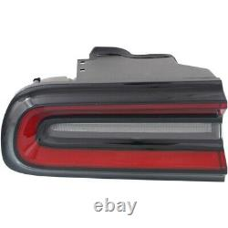 68403955AB CH2800207 Tail Light Lamp Left Hand Side Outside Driver LH for Dodge