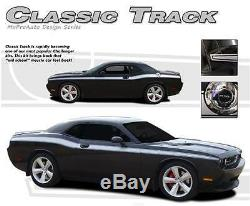 Classic Track Side Body 3M Vinyl Stripe Decal Graphic 2008-2014 Dodge Challenger