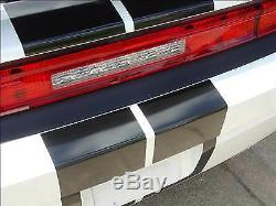 Complete Racing Stripes Decal 3M Pro Vinyl Graphic Dodge Challenger 2010-2014
