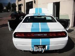 Dodge Challenger 10 Racing Stripes Avery 3M Graphic Decal 40 feet 08-17