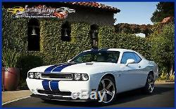 Dodge Challenger Solid Rally Decal Stripe Kit3M Factory Stripe graphic 2008/2014