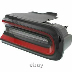 New CH2801207 Right Side Tail Light Assembly For Dodge Challenger 2015-2016