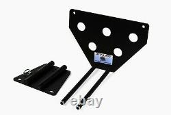 Quick Release Front License Plate Bracket for Dodge Challenger 2015-2020 (SNS1a)