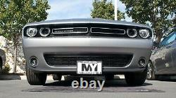Quick Release Front License Plate Tag Bracket for Dodge Challenger 2015-2021 New