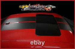 T- Rally Stripe Kit Pre-cut Dodge Challenger 2008 To 2014 Automotive Decal 3m
