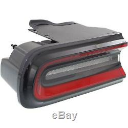 Tail Light For 15-16 Dodge Challenger Driver Side Outer Body Mounted